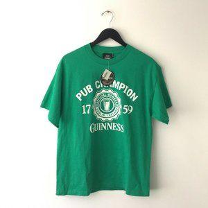 NEW Guinness Pub Champion Graphic Tee Shirt Dublin